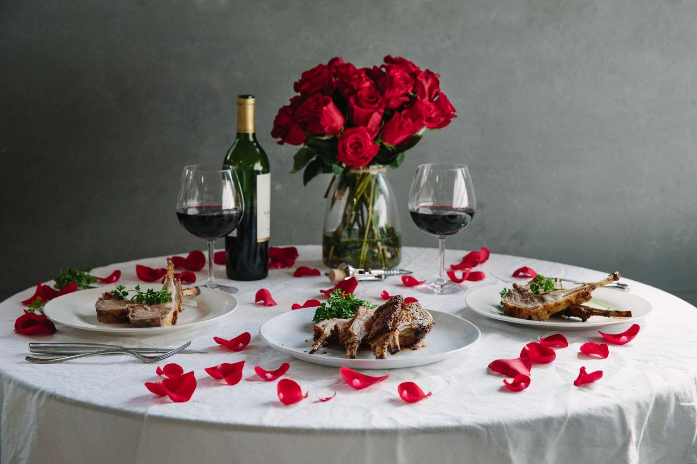 Романтический ужин для любимого рецепты, видео с порнозвездой