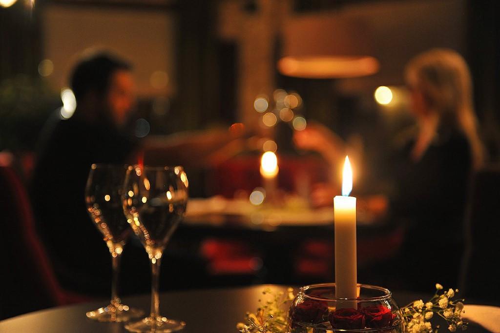 Картинки ужин при свечах на двоих романтика