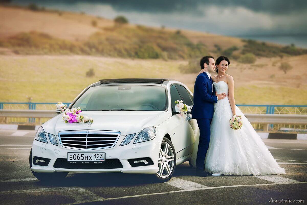 них красивые авто на свадьбу фото образец приведен