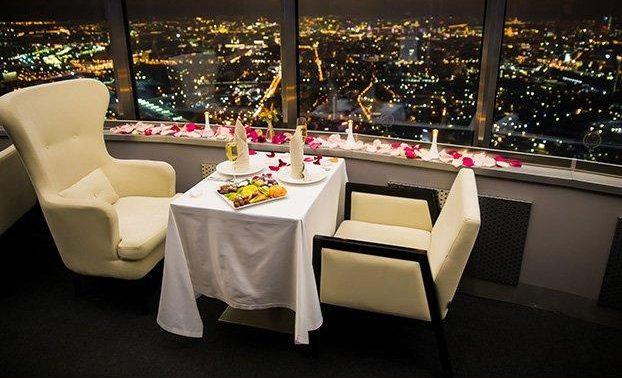 Фото места для вечера в Останктно