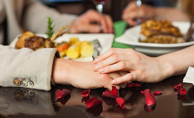 организация романтического ужина дома