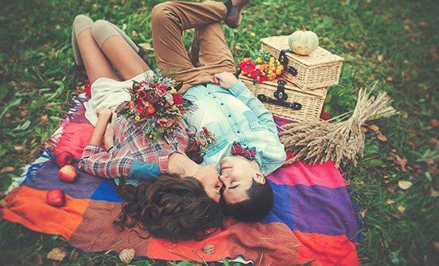 фотосессия пикник с подружками
