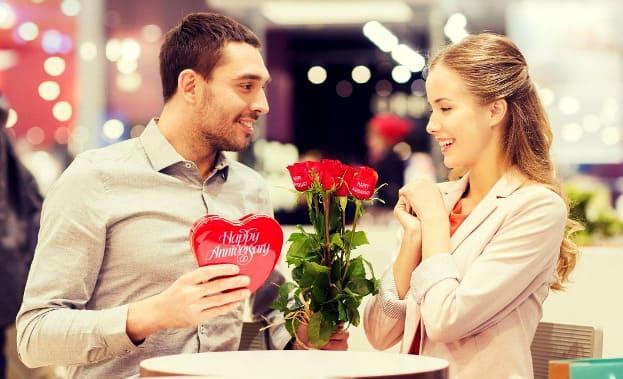 Фото доставки цветов на 14 февраля