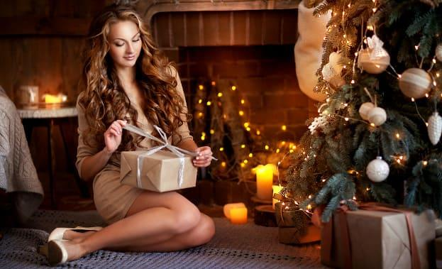 Фото подарка на Новый Год