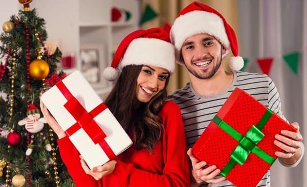 Фото новогодних подарков