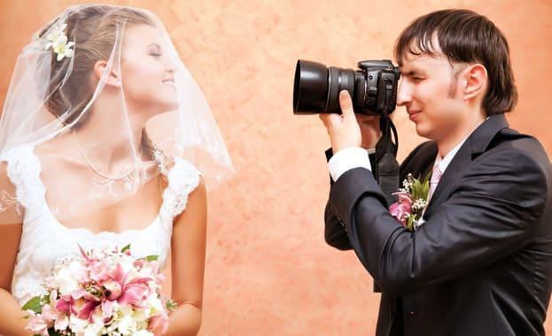 Фото съемки невесты