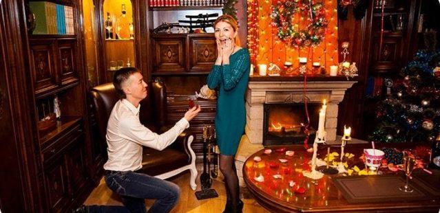 романтические свидания в москве