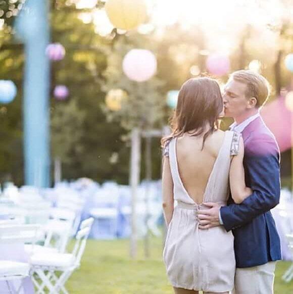 романтическое событие