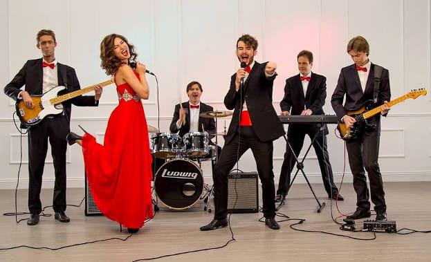 Фото музыкальной группы на свадьбу