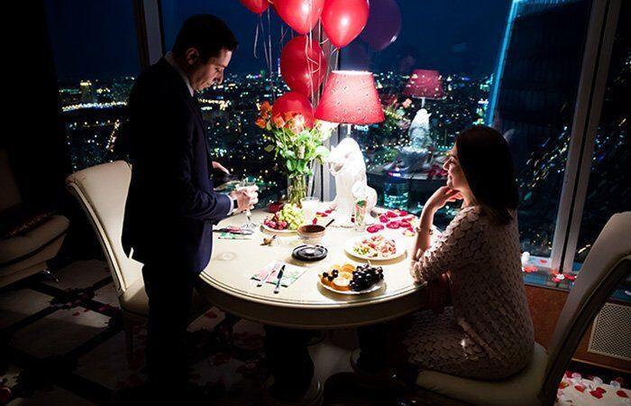 вечер для двоих