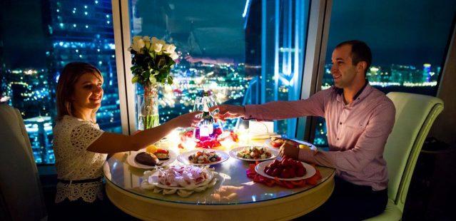 свидание в Москва-Сити цена