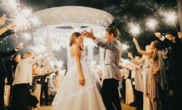 Фото свадьбы под ключ