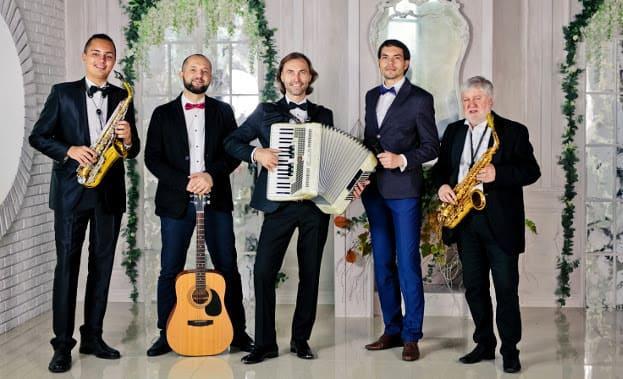 Фото музыкантов на свадьбу