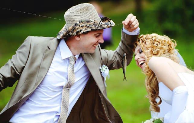 Фото конкурса на свадьбе