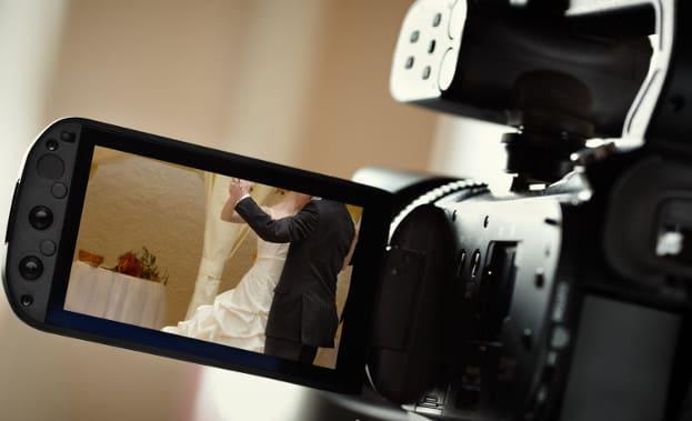 Фото виеосъемки свадьбы