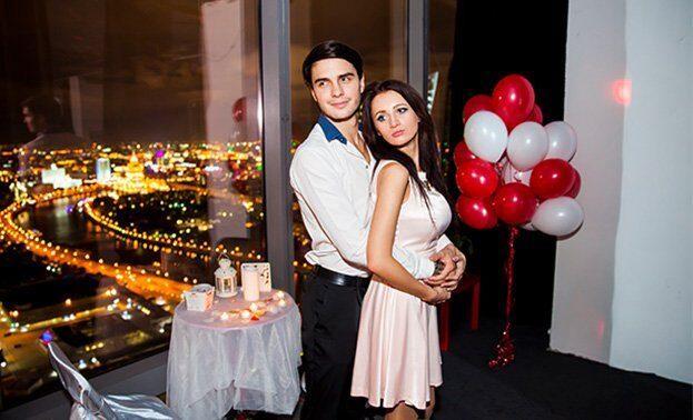 романтик в москва сити