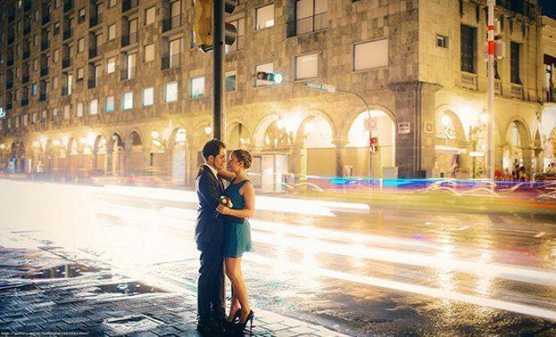 заказать недорогой романтический вечер для двоих в Москве