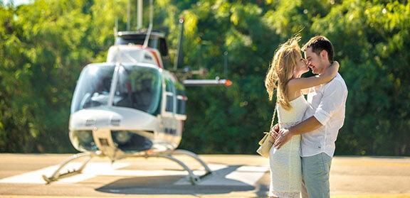выйти замуж на вертолете