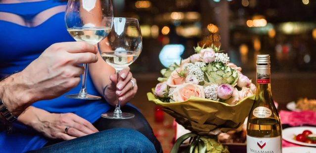 романтическое свидание на останкинской телебашне