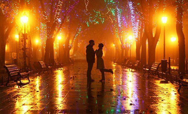 организовать романтический вечер в Москве