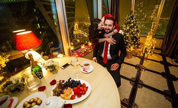 бюджетный романтический ужин