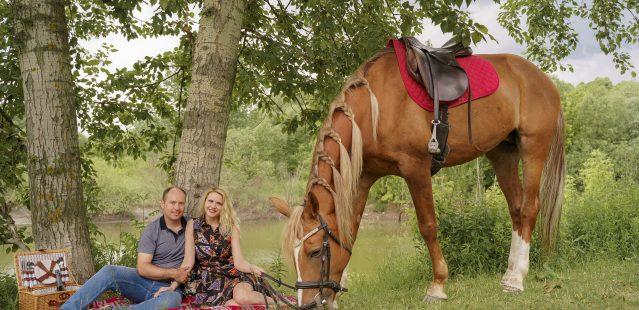 Свидание нв лошадях