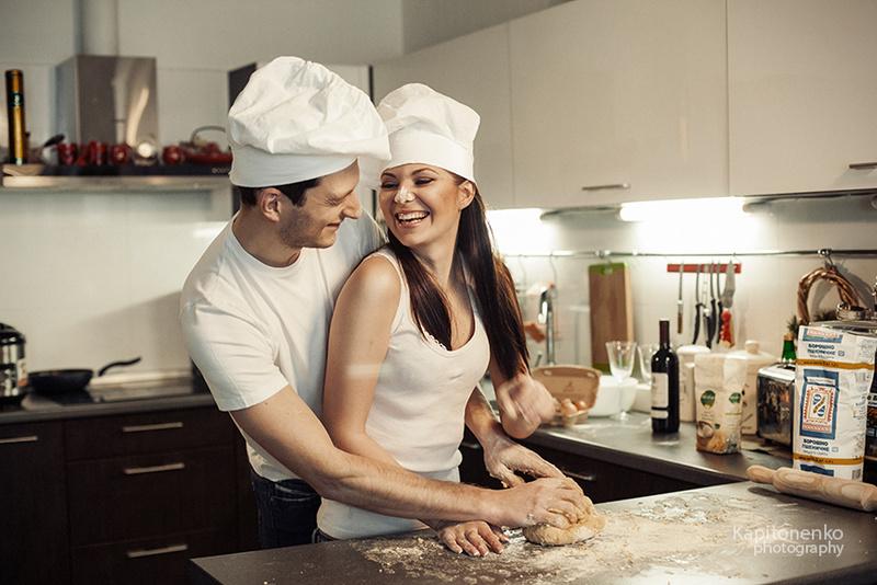 страсть на кухне